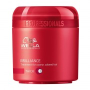 WELLA Brilliance MaskCoarse 150ml
