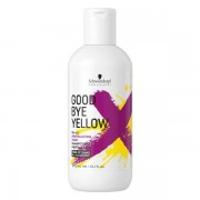 Schwarzkopf GoodbyeYellow Shampoo 300ml