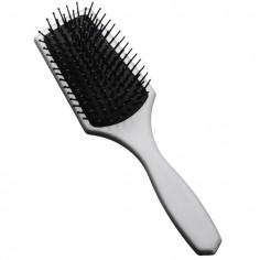 BraveHead Paddle Brush Silver Mini