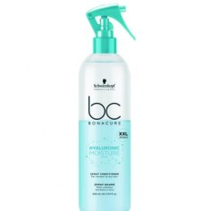Schwarzkopf BC Hyaluronic Moisture Kick Spray Conditioner 400ml