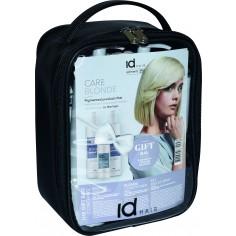 IdHair Elements Xclusive Blonde Care Grift Bag 300ml/300ml/125ml