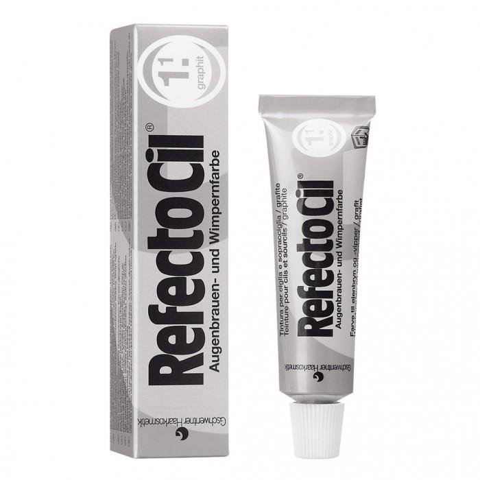 RefectoCil eyebrow tint, grey 15ml