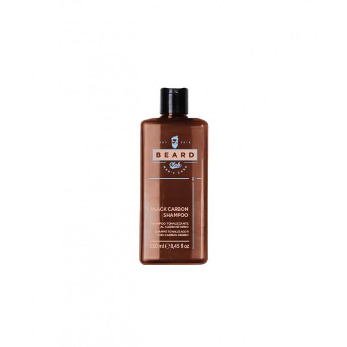 Kepro Beard Club Black Carbon Shampoo 250ml