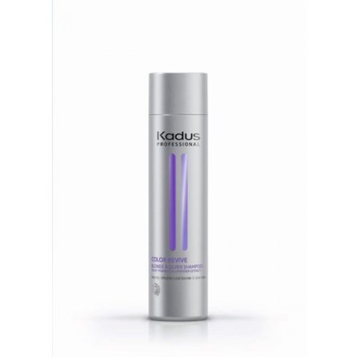 Kadus Professional Color Revive Blonde & Silver Shampoo 250ml