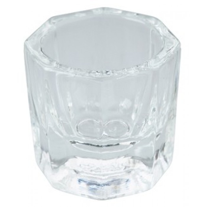 Glass Cosmetic Dish