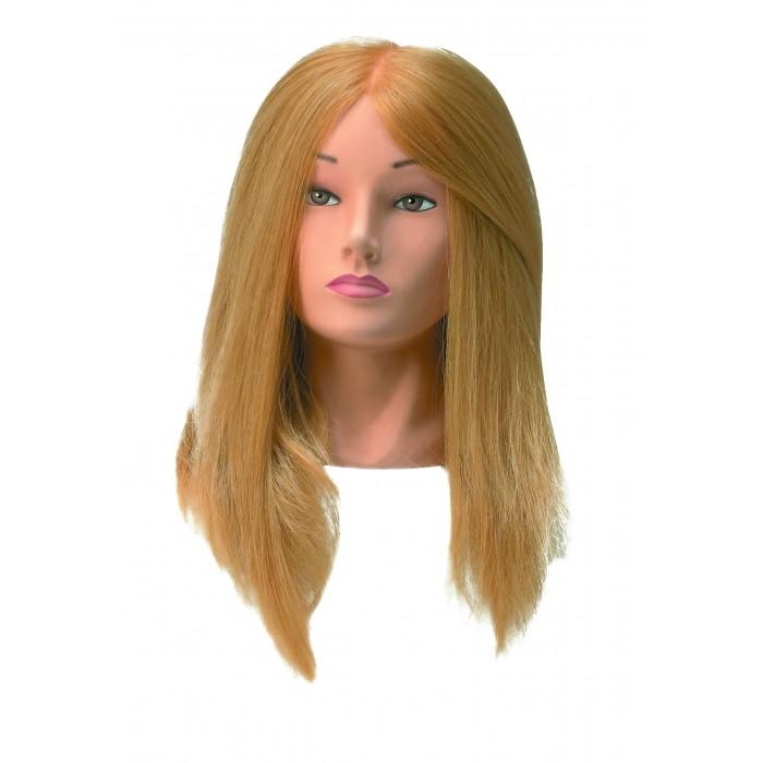 Sibel Jessica training head, hair 35-40cm
