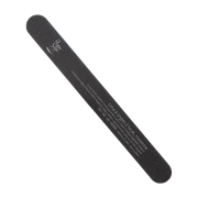 Peggy Sage 2-way nail file 180/180, black