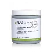 Biolage Raw Re-Bodify Clay Mask 400g