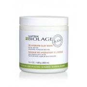 Biolage Raw Re-Hydrate Clay Mask 400g
