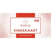 HairLine kinkekaart 50€