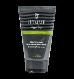 Peggy Sage Homme - Exfoliating facial scrub 100ml