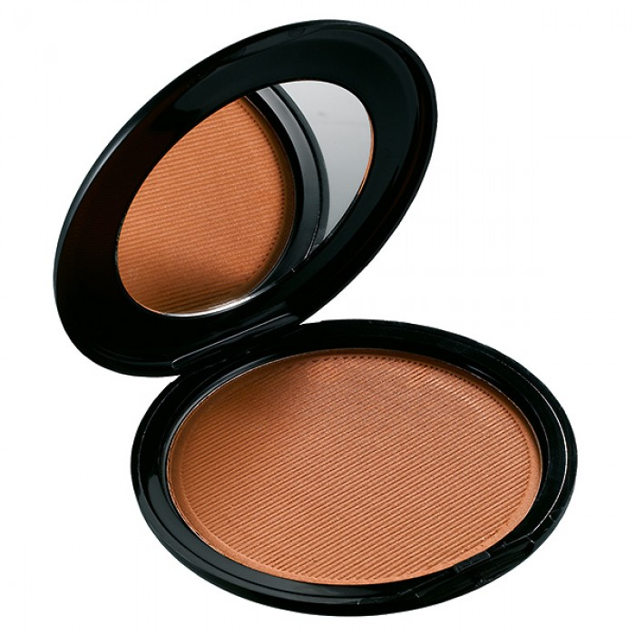 Illuminating face and body powder terre cuivrée