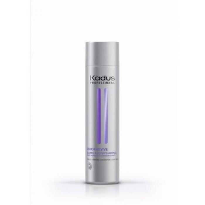 Kadus Professional Color Revive Blonde & Silver Shampoo 250ml