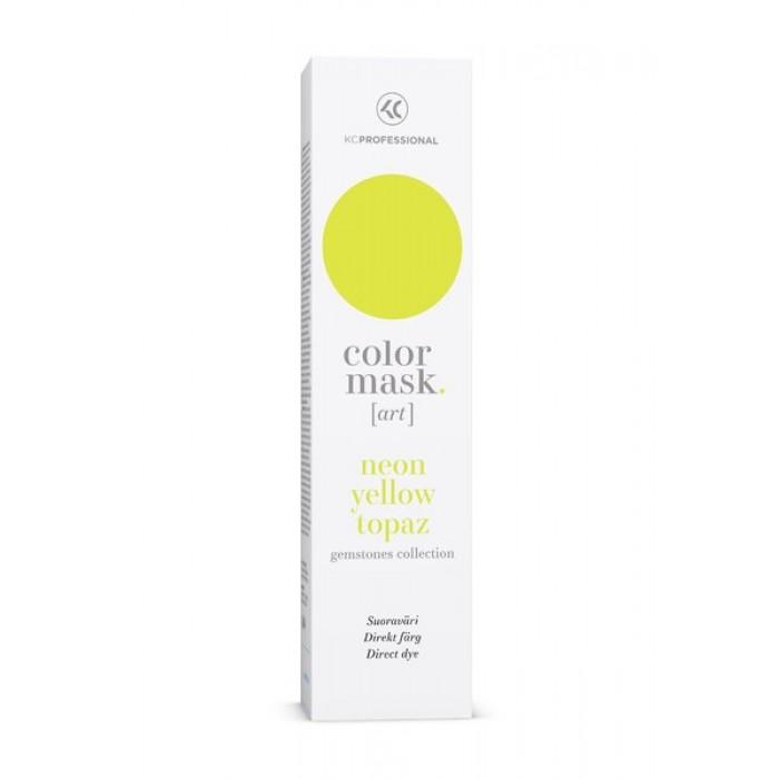 KC Color Mask ART Neon Yellow Topaz