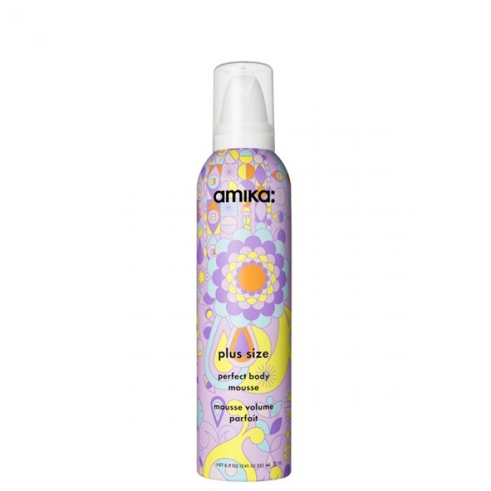 Amika Plus Size Perfect Body Mousse 250ml