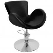 Парикмахерское кресло Tulip, черный