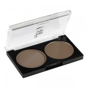 Eyebrow palette taupe