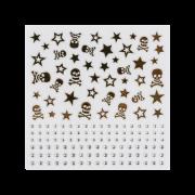 Decorative nail stickers