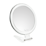 Peggy Sage Acrylic duble-sided 5x magnifying mirror