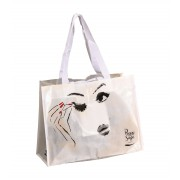 Peggy Sage Nonwoven Shopping Bag Large