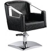 Парикмахерское кресло Royal, черное