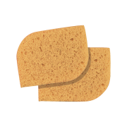 Peggy Sage Natural Cleasing sponge 2 pcs