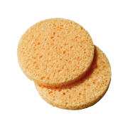 Peggy Sage Natural Cleansing Sponge  2pcs