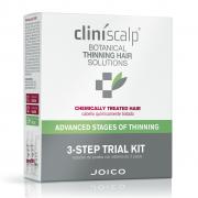 JOICO CLINISCALP 3 STEP KIT FOR CHEMICALLY TREATED HAIR ADVANCED STAGE