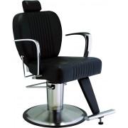 Парикмахерское кресло Lord, черное