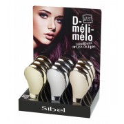 Pusahari D-Meli-Melo chrome