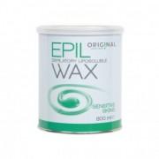 Воск жирорастворимый для чувствительной кожи, зеленый Epil Wax 800ml