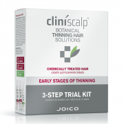 JOICO CLINISCALP 3 STEP KIT FOR CHEMICALLY TREATED HAIR EARLY STAGE