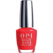 OPI Unrepentantly Red Infinite Shine 15ml