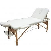 массажный стол BM58006, белый