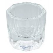 Silmavärvi segamis kauss klaasist