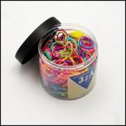 Silikoonkummid tuubis värvilised 500tk/pk