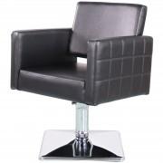 Парикмахерское кресло Ergonomic, черный