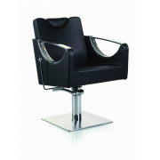 Парикмахерское кресло Myra, черное