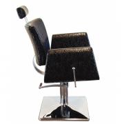 Парикмахерское кресло Ariel, черный