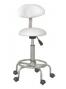 Кресло мастера Silver Fox 1021CB2, белый