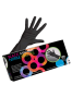 Framar Black Mamba Nitrile Gloves L 100pcs