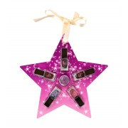 Peggy Sage Christmas Star - 5 mini nail laquers for 2019