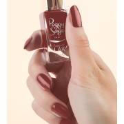 Nail lacquer Forever LAK copper brown 8020