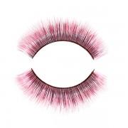 False eyelashes - pink fairy