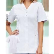 Naiste jakk, valge suurus XS-4XL