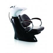 Pesupaikka Beim (musta tuoli, musta pesuallas)