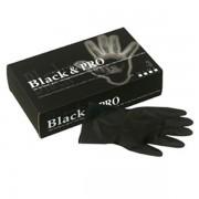 Black&Pro lateksist kaitsekindad, XL