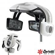 Ceriotti, valge, MX3700, puhaltava lämpösäteilijä