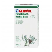 Gehwol Fusskraft Herbal Bath with urea 200g