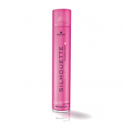Silhouette lakk eriti tugev (roosa) 750ml